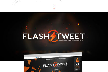 FLASHTWEET  – RS – BRANDING