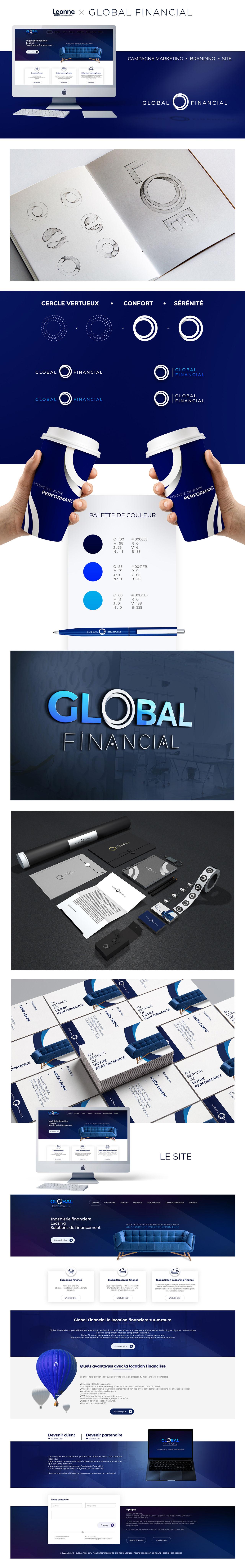 GLOBAL FINANCIAL – CAMPAGNE MARKETING DIGITAL