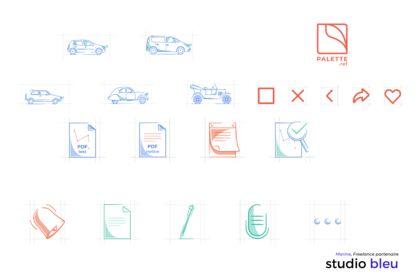 Illustrations - Icônes
