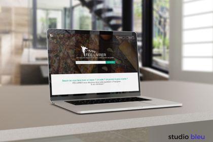 Maquette site web