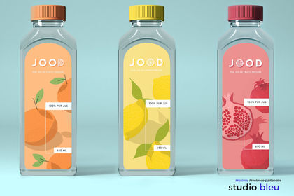 Packaging Bouteille Jood