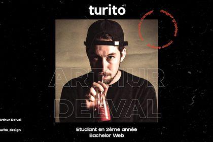 Turito - Banniere personnelle