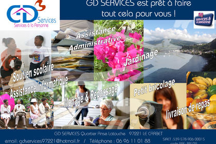 FLYER GD SERVICES
