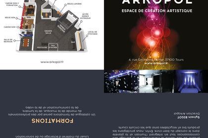 Plaquette information Arkopol Tours