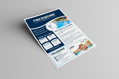 Flyer Promotionnel - Pro Pisicne Service