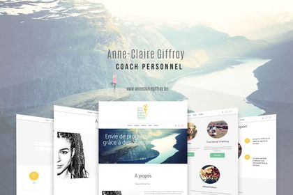 Site web Coach personnel