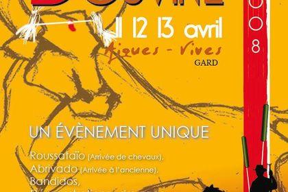 Affiche Salon de la Bouvine