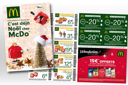 Flyer couponing
