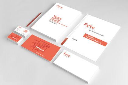 FYTE branding