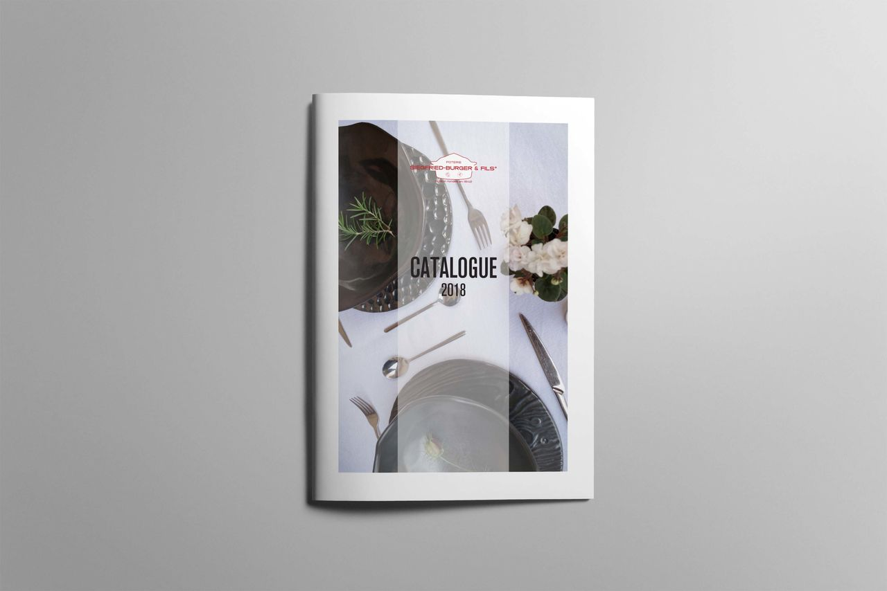 Catalogue Poterie Siegfried Burger