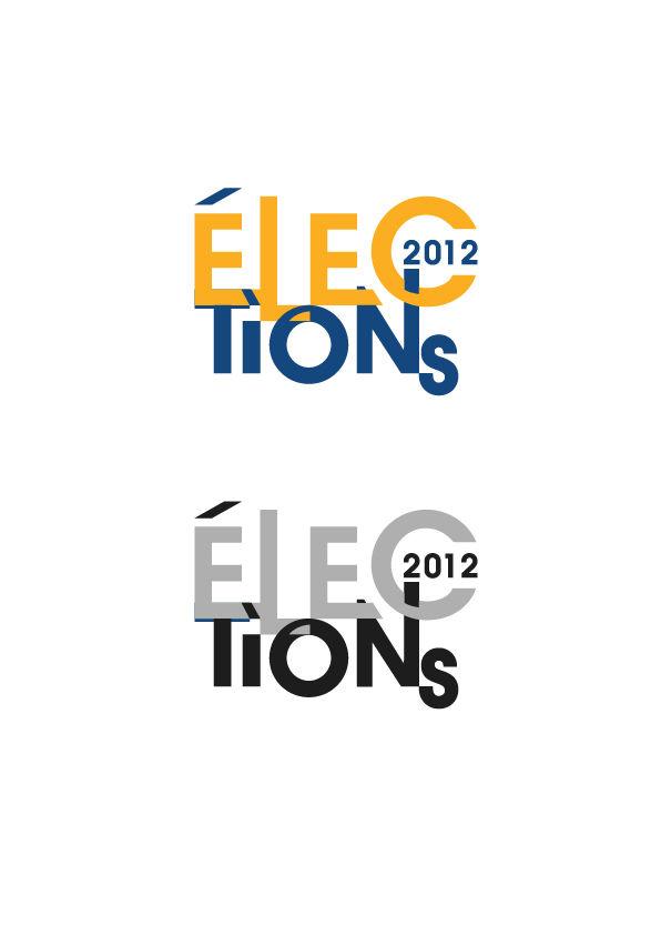 Concours logo Election 2012