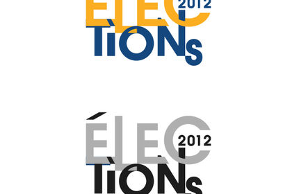 Concours logo Election 2012
