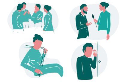 Illustrations pour la société nod-A