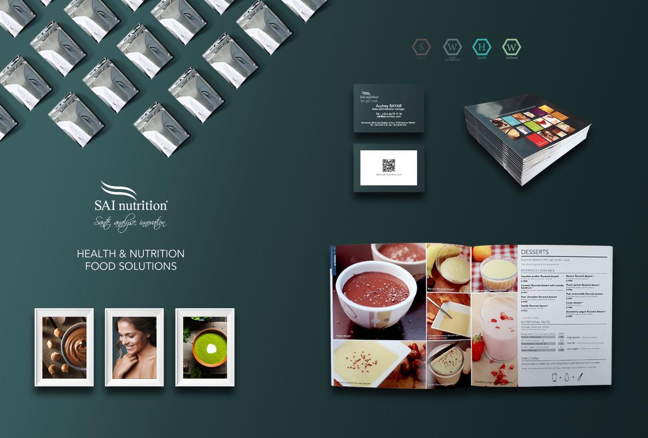 #identité visuelle & catalogue