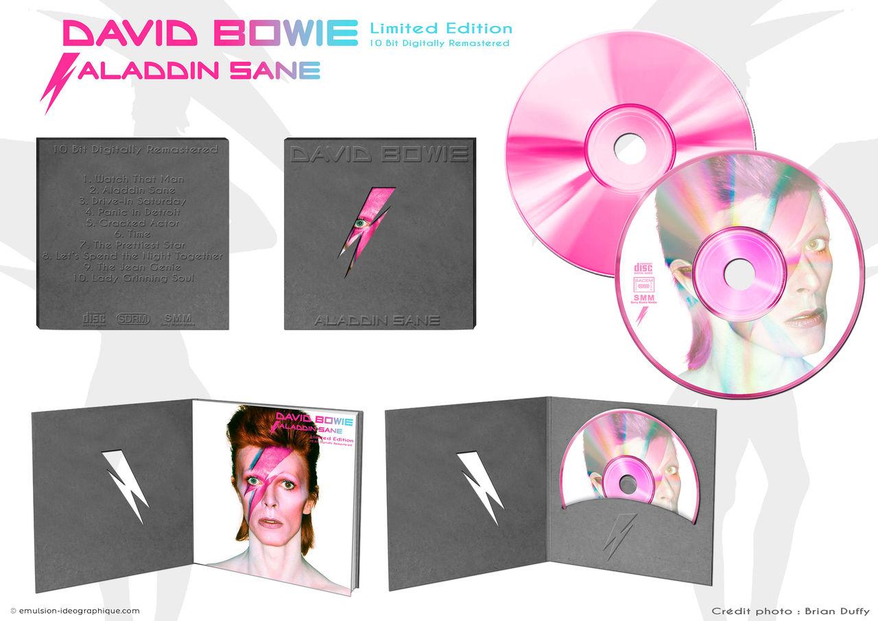 Pochette CD