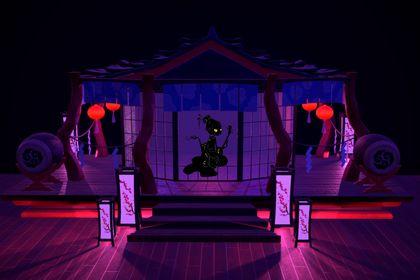 Yokai au shamisen - Sorry I'm Late