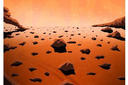 Wellcome to mars