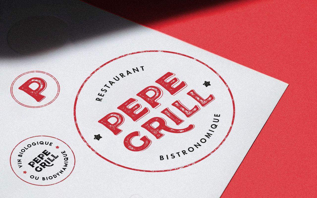 Rond à bière Restaurant Pepe Grill