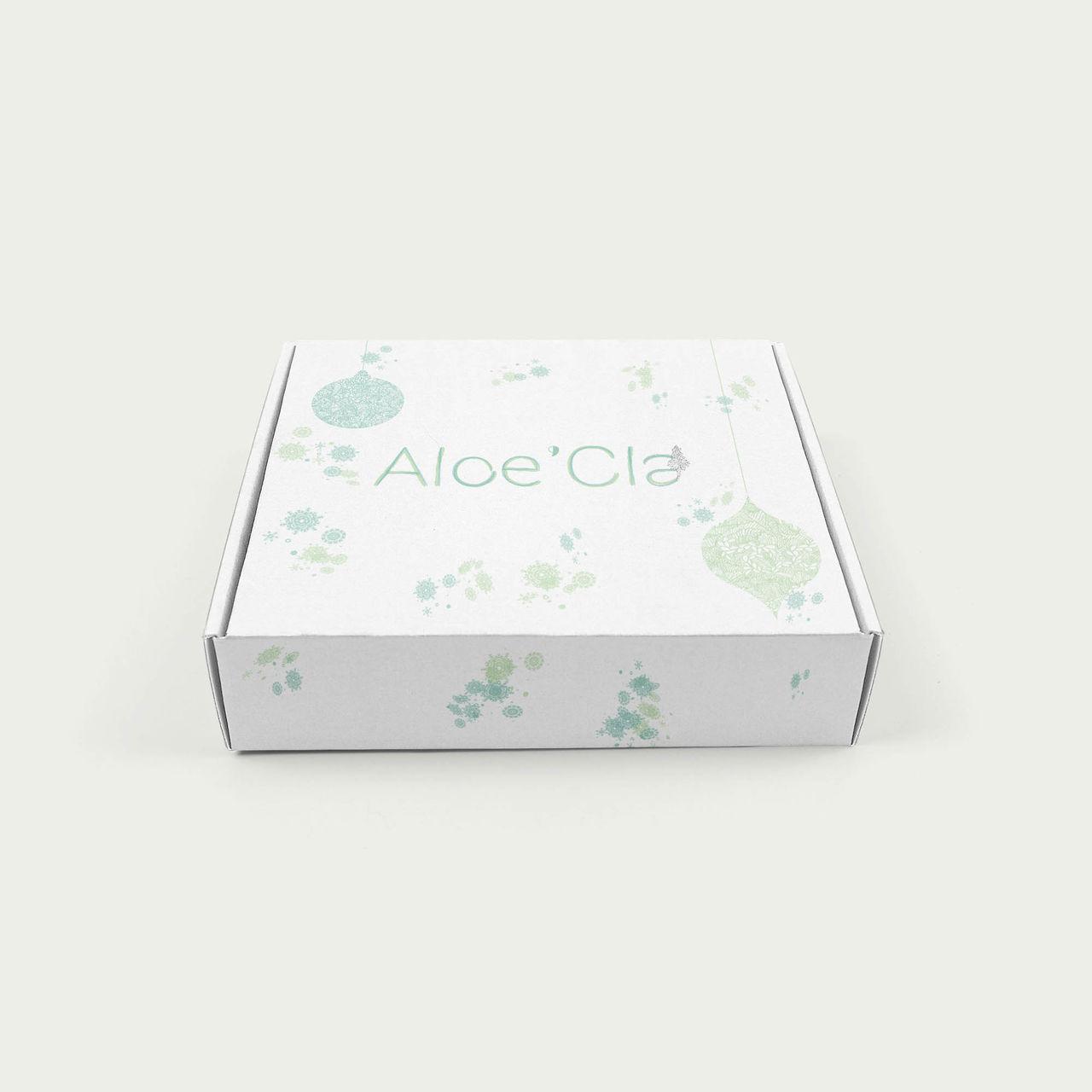 Packaging de noël - Box Cosmétique
