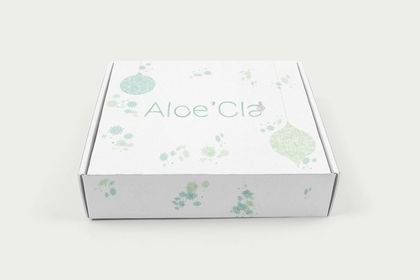 Packaging de noël - Box Cosmétique