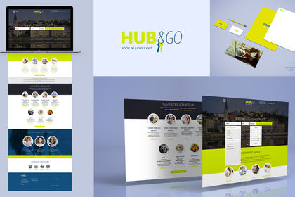 Webdesign Hub&go