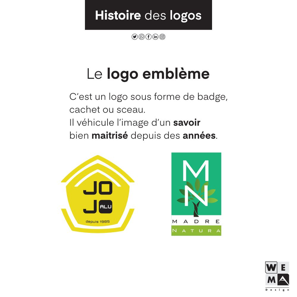 Logo emblème