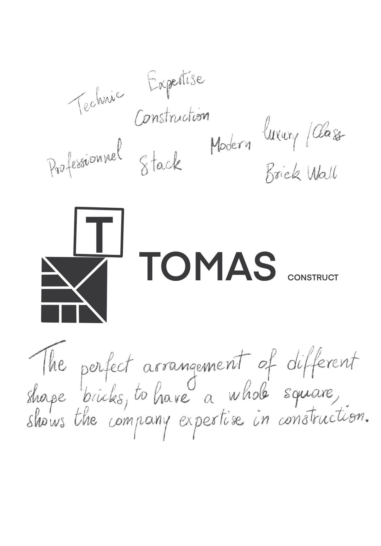 TOMAS Construct logo