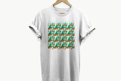 Maquette T-shirt #606