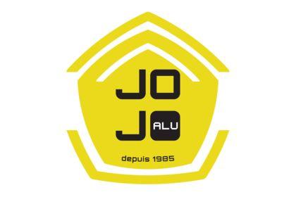 Logo emblème Jojo Alu