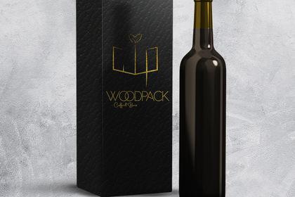 Logo Woodpack