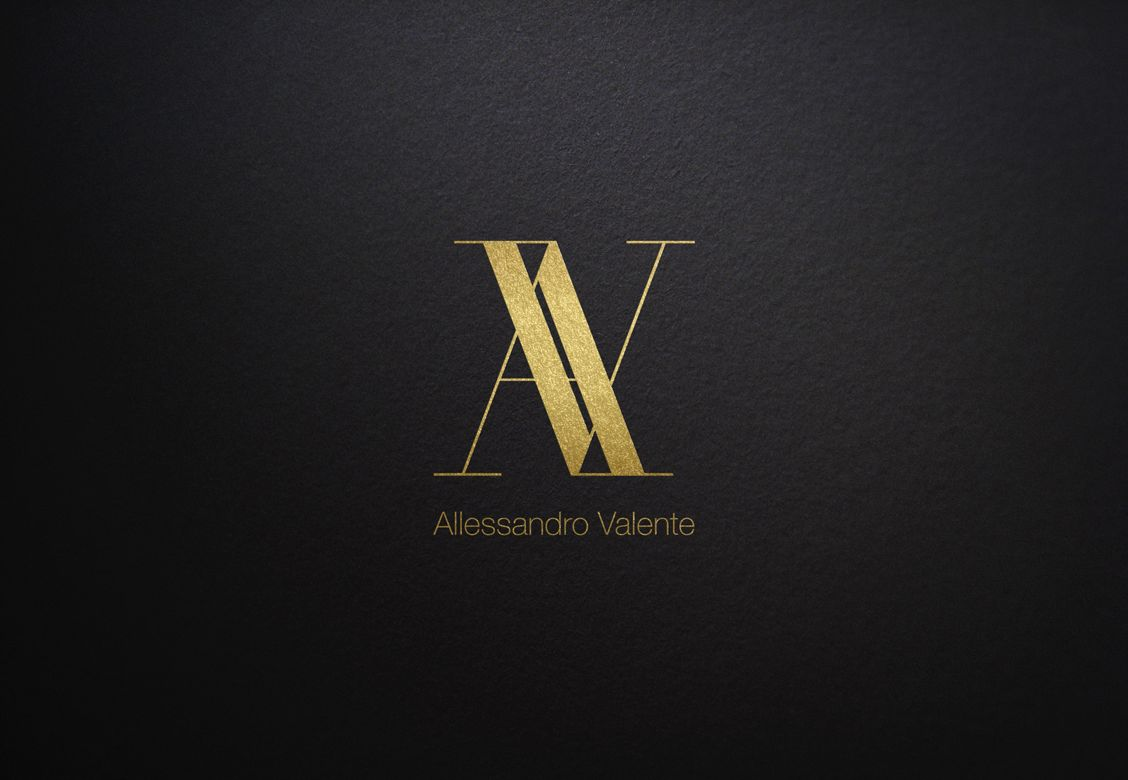 Logo pour Allessandro Valente Décoration