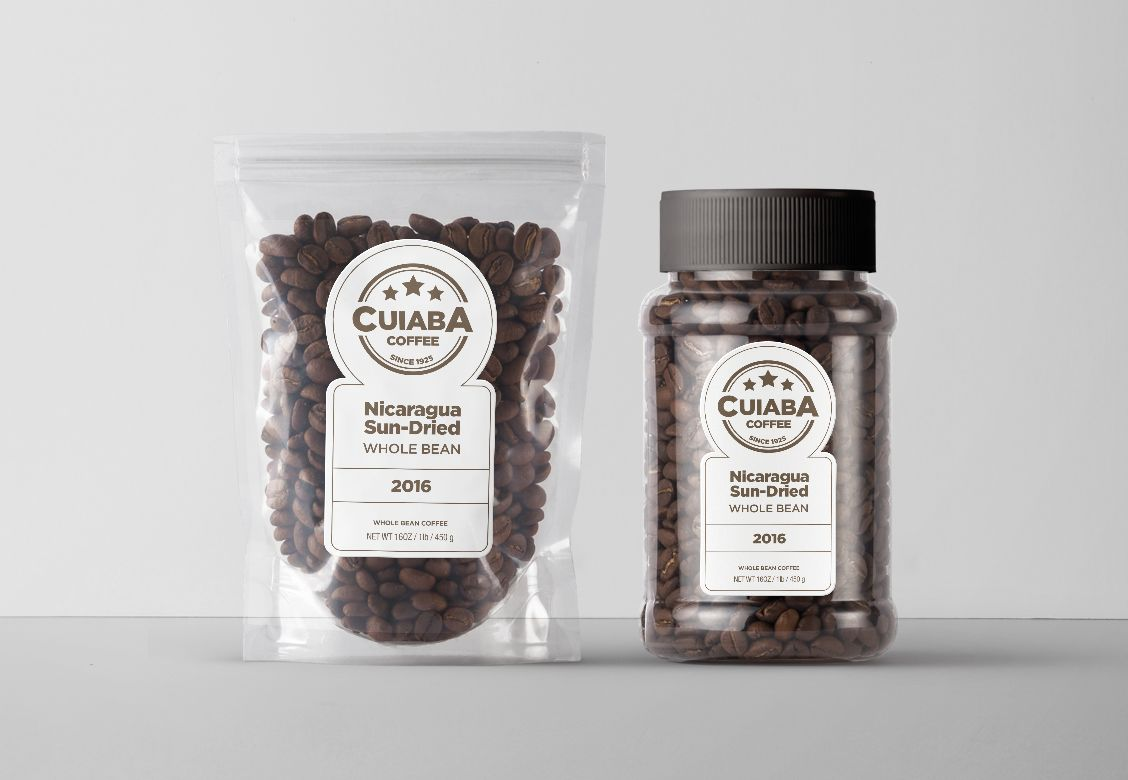 Packaging pour Cuiaba Coffee