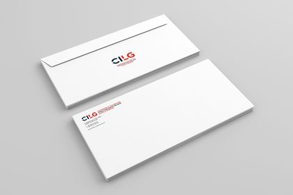 Enveloppes pour CILG Construction
