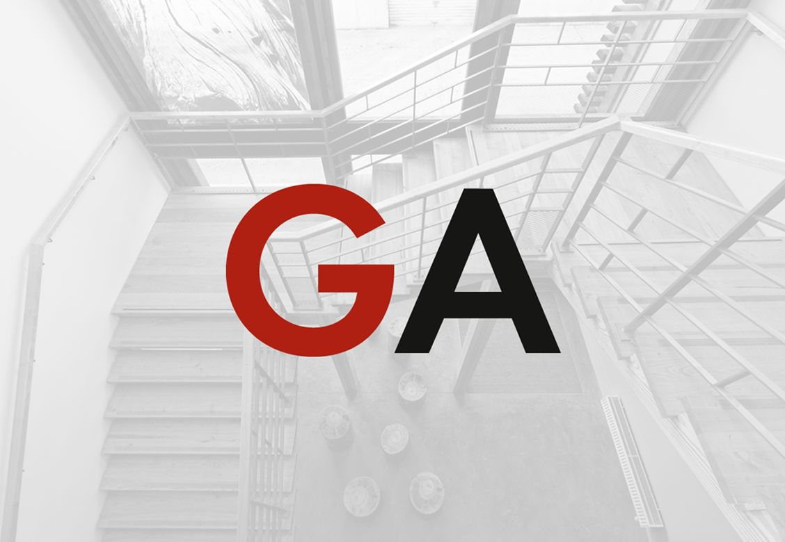 Identité visuelle pour Giet Architecture
