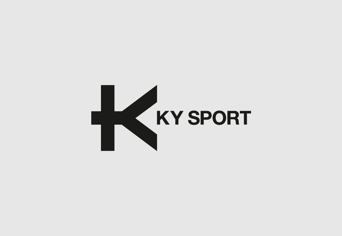 Identité visuelle pour KY Sport