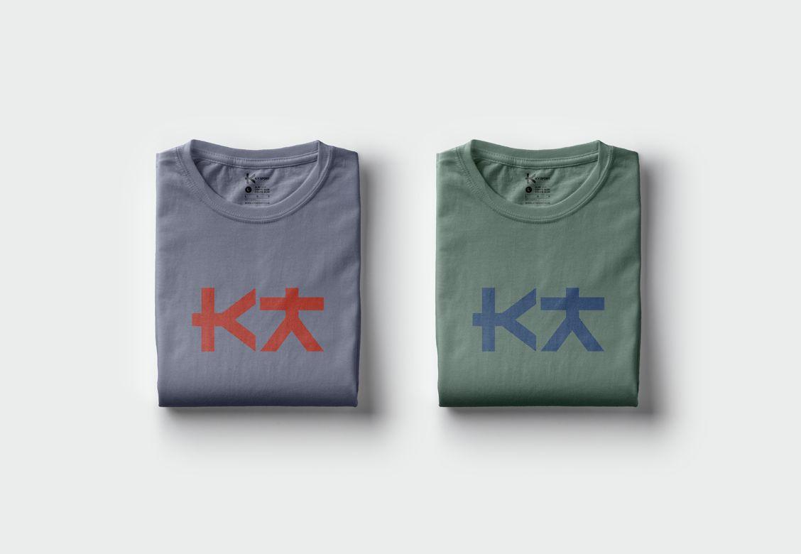 Design de T-shirts pour KY Sport