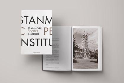 Catalogue pour Stanmore Cooper Institute