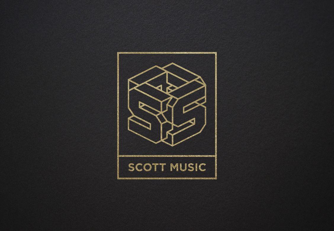 Logo pour Scott Music