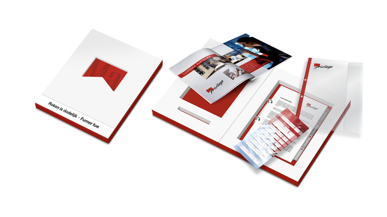 Folder B2B