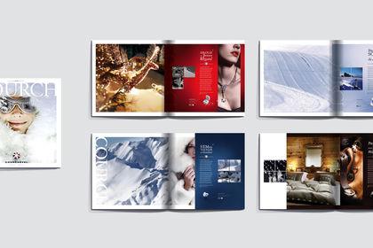 Courchevel Brochure Hiver