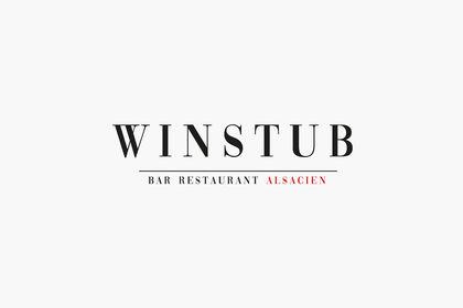 Logo pour un restaurant alsacien