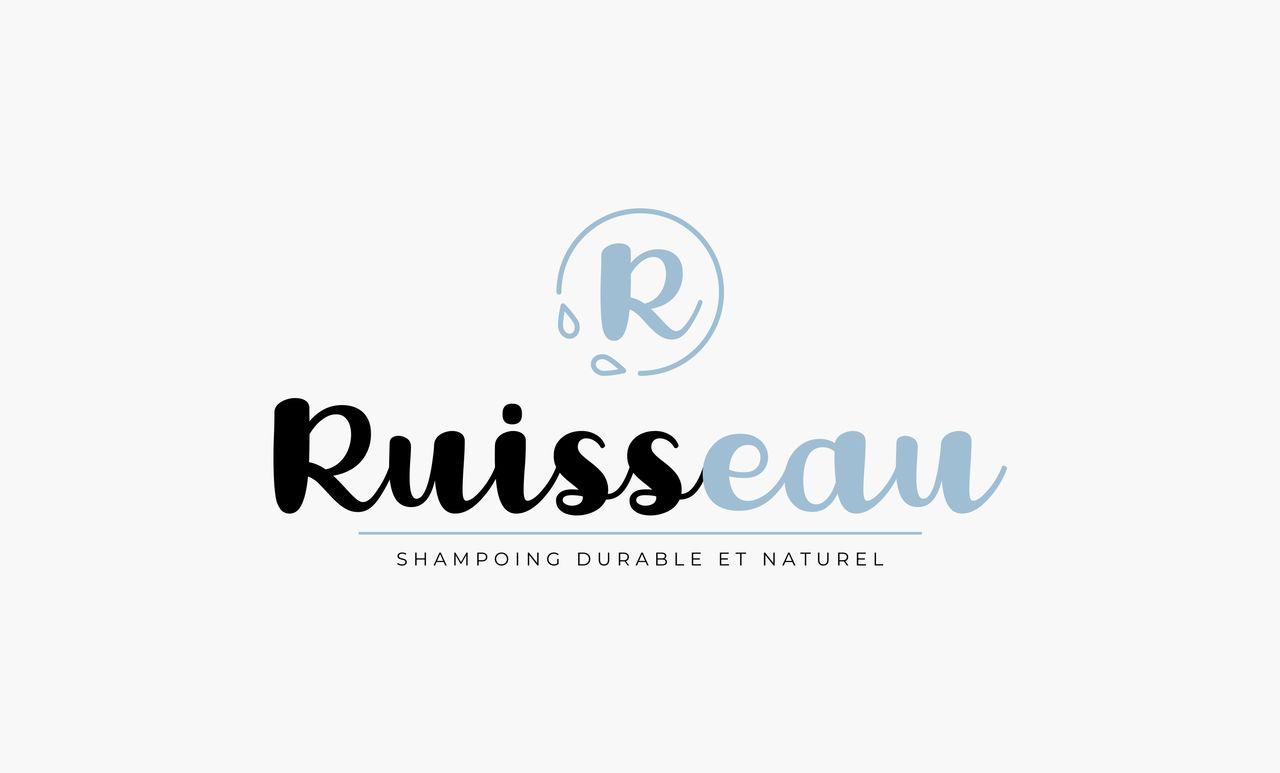 Logo pour une marque de shampoing solide