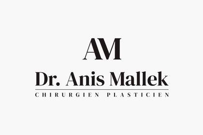 Logo pour un chirurgien plasticien