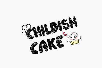 Logo pour une boutique en ligne de gâteaux