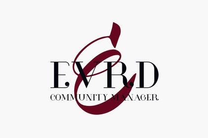 Logo pour une community manager