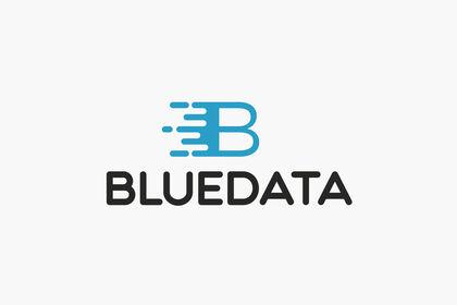 Logo pour la société Bluedata