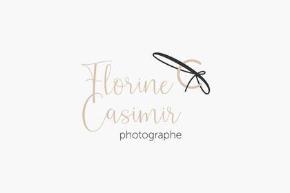 Logo pour une photographe professionnelle