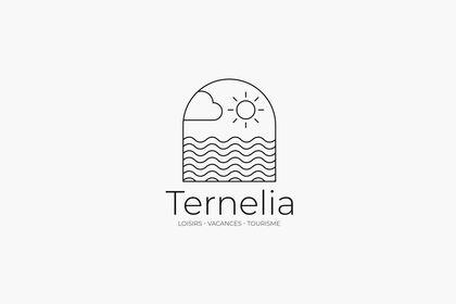 Logo pour une agence de voyage