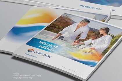 Brochure whirlcare