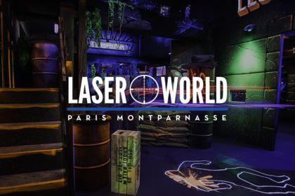 Laser World - Site Internet
